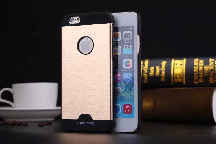 เคส Motomo ไอโฟน 6/6s plus 5.5 นิ้ว