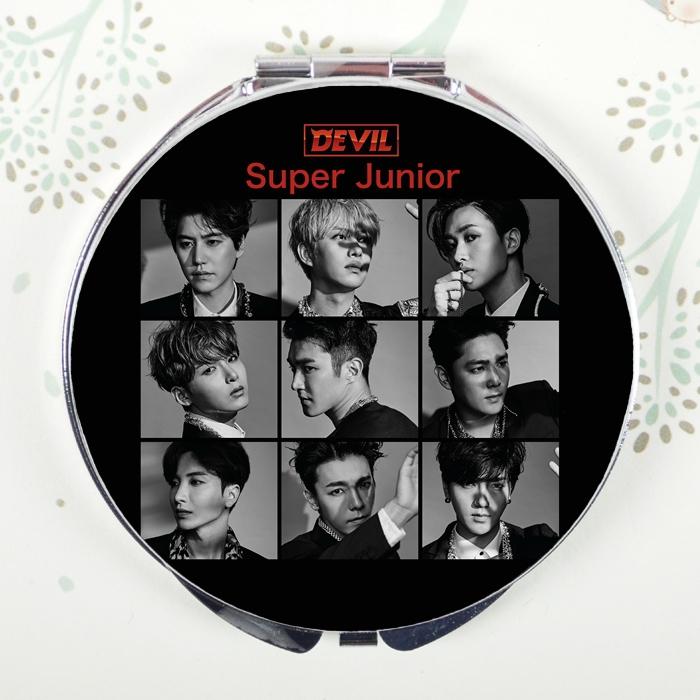 กระจกพกพา SJ SUPER JUNIOR Devil 2015