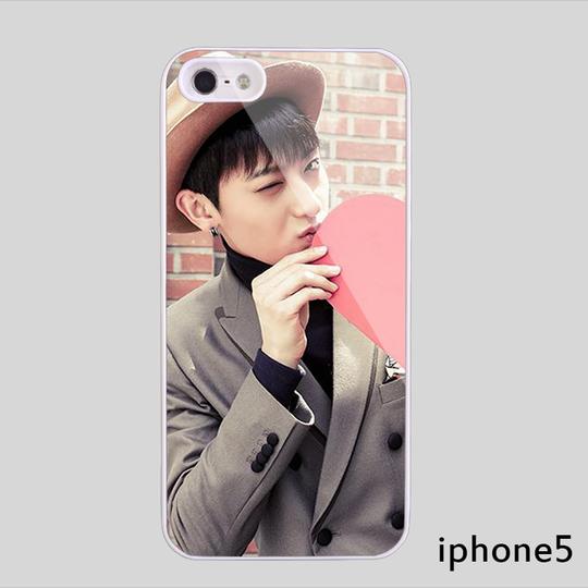 EXO TAO เคส iphone 4s/5s