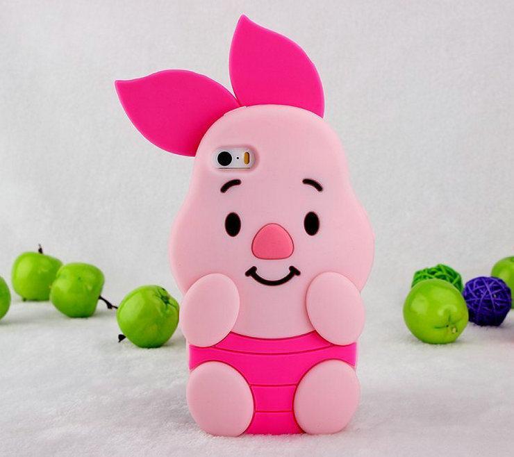 เคส 3D Piglet ไอโฟน 4/4s