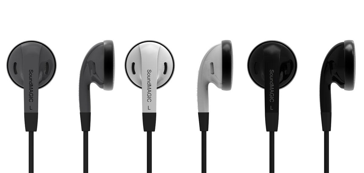 ขาย หูฟัง Soundmagic EP20 หูฟังรุ่นที่ใช้ Driver แบบ Dynamic Speaker ที่ให้เบสหนักแน่นดุดัน แต่ไม่กลบรายละเอียดหมด เทคโนโลยีเฉพาะ Soundmagic