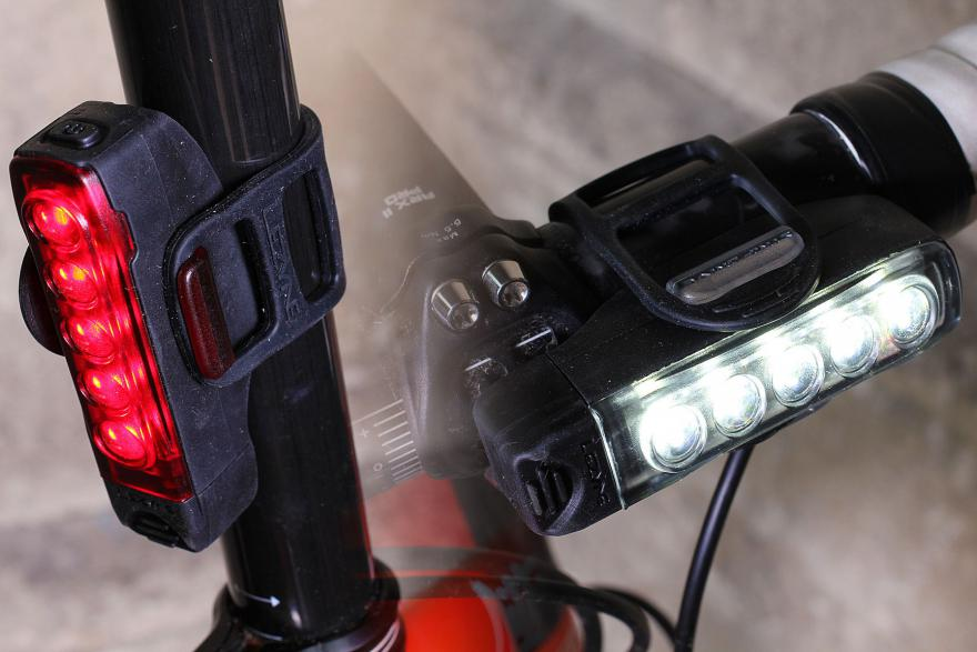 Lezyne Strip Drive Front and Rear Light