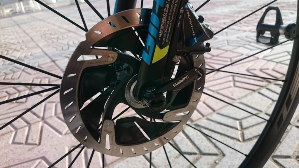 Shimano SM-RT900-S//SM-RT900-SS Dura Ace IceTech 140//160mm Center Lock Rotor