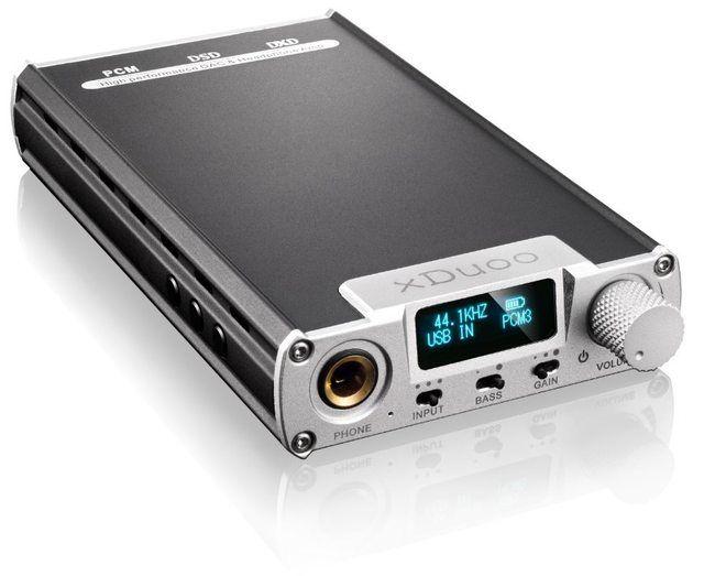 ขาย XDUOO XD-05 dac-amp อเนกประสงค์สำหรับมือถือ /dap มี 2 สี
