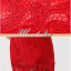 พร้อมเช่า ชุดราตรียาว สีแดง ลูกไม้ทัั้งตัว เปิดไหล่ แขนสามส่วน thumbnail 11