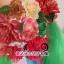 พร้อมเช่า ชุดแฟนซี เช่า 500 ชุดราตรีสั้น ดอกไม้หลากสี กระโปรงสายรุ้ง thumbnail 6