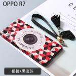 เคส OPPO R7 Lite / R7 พลาสติกสกรีนลายกราฟฟิกน่ารักๆ ไม่ซ้ำใคร สวยงามมาก แบบที่ 3
