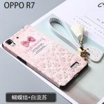 เคส OPPO R7 Lite / R7 พลาสติกสกรีนลายกราฟฟิกน่ารักๆ ไม่ซ้ำใคร สวยงามมาก แบบที่ 12
