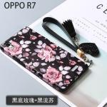 เคส OPPO R7 Lite / R7 พลาสติกสกรีนลายกราฟฟิกน่ารักๆ ไม่ซ้ำใคร สวยงามมาก แบบที่ 5
