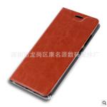 เคส Huawei Y9 (2018) แบบฝาพับหน้งเทียมสวยงามมาก แบบที่ 1