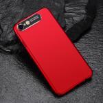 ไอโฟน 6plus/6splus 5.5 นิ้ว Pc ครอบเลนส์กล้องauto focus-สีแดง