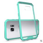 เคส Samsung S7 Edge พลาสติกโปร่งใส Crystal Clear ขอบปกป้องสวยงาม แบบที่ 3