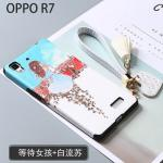 เคส OPPO R7 Lite / R7 พลาสติกสกรีนลายกราฟฟิกน่ารักๆ ไม่ซ้ำใคร สวยงามมาก แบบที่ 11