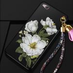 เคส Nubia Z9 Max พลาสติกลายดอกไม้แสนสวยพร้อมสายคล้องมือ น่ารักมากๆ แบบที่ 6