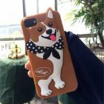 เคส iPhone 6 / 6s (4.7 นิ้ว) ซิลิโคน soft case การ์ตูน 3 มิติ แสนน่ารัก แบบที่ 1