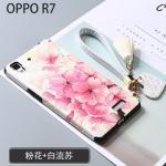 เคส OPPO R7 Lite / R7 พลาสติกสกรีนลายกราฟฟิกน่ารักๆ ไม่ซ้ำใคร สวยงามมาก แบบที่ 4
