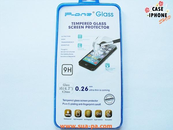 ฟิล์มกันรอย กันกระแทก กระจกนิรภัย ป้องกันจอแตก Iphone 6 - 4.7