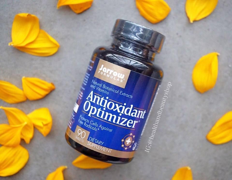 Jarrow Formulas, Antioxidant Optimizer, 90 Tablets