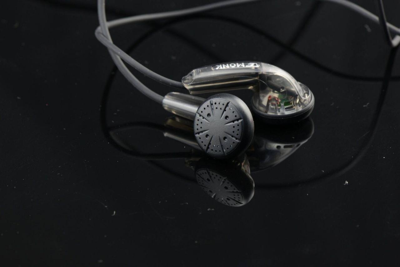 ขาย หูฟัง VE MONK PLUS สุดยอดแห่ง Earbud บัดเจ้ตที่ ถูก คุ้ม ดี ที่สุดแห่งปี ทั้งไทย และ ต่างประเทศ