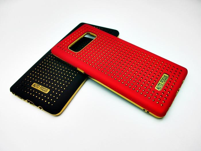 เคสซัมซุง S8Plus ขอบทอง Auto focus
