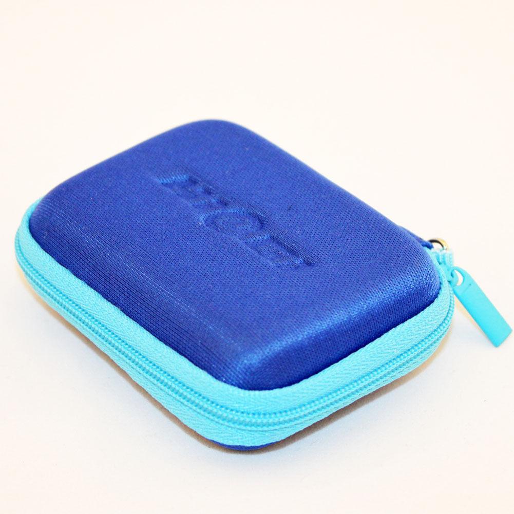 ขาย เคสเก็บหูฟังแฟชั่น Hiegi Carry Case ทำจากวัสดุคุณภาพดี ป้องกันหูฟังเป็นรอยขีดข่วน