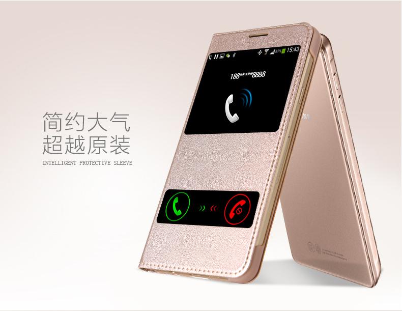 เคส Samsung A5 2016 แบบฝาพับโชว์หน้าจอ สวยงามมาก ราคาถูก