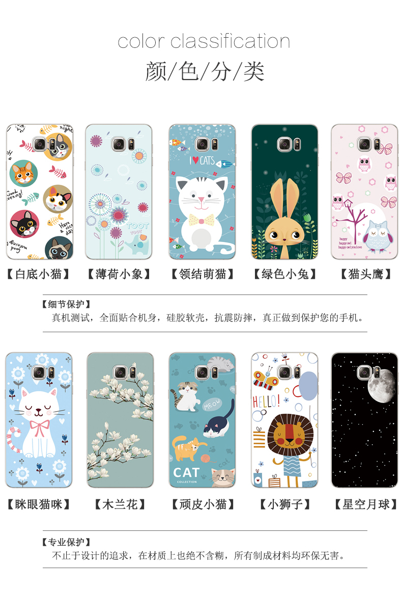 เคส Samsung Note 5 ซิลิโคน soft case สกรีนลายการ์ตูนพร้อมแหวนและสายคล้อง (รูปแบบแล้วแต่ร้านจีนแถมมา) น่ารักมาก ราคาถูก