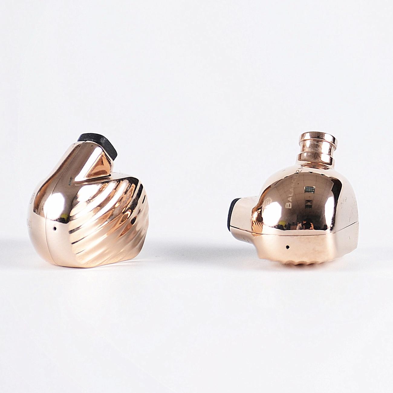 ขายหูฟัง TFZ Balance 2M หูฟัง IEM รุ่นล่าสุด บอดี้ metailic สายฉนวนถักแบบใหม่ ประกัน1ปี
