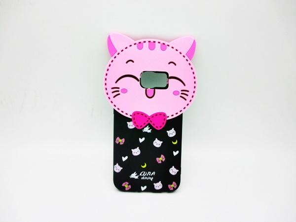เคสซัมซุง Note5 การ์ตูนหัวโตแมว