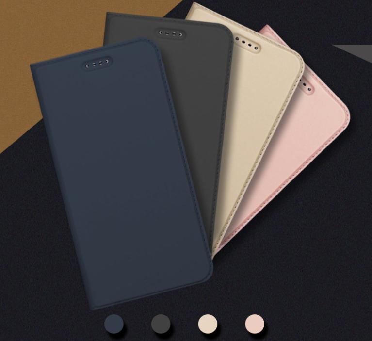 เคส Nokia 7 Plus แบบฝาพับหนังเทียมพรีเมี่ยม สวยหรูหรามาก ราคาถูก
