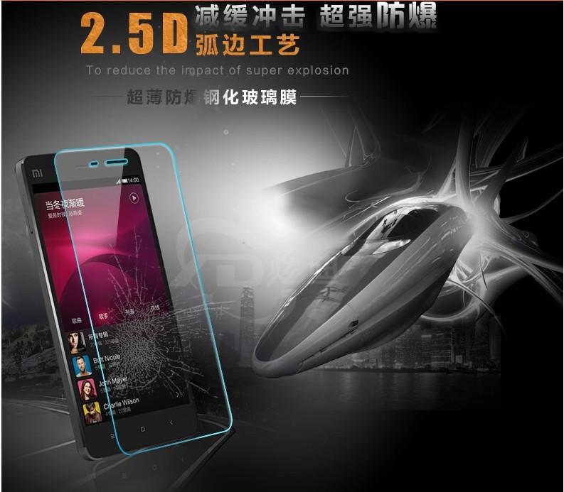 Asus ZenFone 2 Laser 5.0 นิ้ว ZE500KL, ZE500KG ฟิล์มกระจกนิรภัยป้องกันหน้าจอ 9H Tempered Glass 2.5D (ขอบโค้งมน) (รูปใช้เพื่อแจ้งลักษณะของฟิล์มเท่านั้น อาจจะเป็นรูปที่ไม่ตรงรุ่น ให้ดูที่ชื่อของสินค้าเป็นหลักครับ)