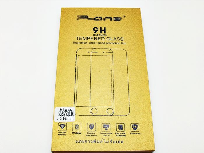 ฟิล์มกระจก Iphone 5/5s/5se (หนา 0.16 งอได้ไม่แตก)