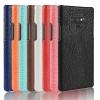 เคส Samsung Note 9 hard case แบบแข็งพร้อมหนังเทียม ลายหนังงู หนังจรเข้ แบบแปลกๆ สุดหรูหรา สวยงามมาก ราคาถูก
