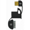พวงกุญแจ สาย USB Sync Charge พกพาง่าย เล็กกระทัดรัด