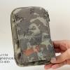 กระเป๋าลายพรางทหารแบบมินิ พกพาสะดวก มีคลิปแบบปลดเร็ว #004
