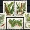 แสตมป์รัสเซีย ชุด Ferns Plants ปี 1987- Russia