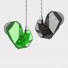 ขาย หูฟัง TTPOD T2 สีเขียวใส สุดยอดหูฟังระดับเทพ 3 driver Hybrid (2BA 1 Dynamic) เสียงดี สายถักไม่พันกัน
