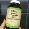 Vitacost 42 Fruits & Vegetables -- 1400 mg - 180 Capsules