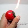 ไฟแช็ค รูปทรงมะเขือเทศ