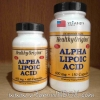 # เน้นขาว # Healthy Origins, Alpha Lipoic Acid, 600 mg, Capsules