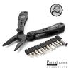 คีมเอนกประสงค์ Multi-Tools Ganzo กานโซ่ รุ่น G201-B สีดำสนิท ของแท้ 100%