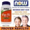 # ผมขาว # Now Foods, Fo-Ti, Ho Shou Wu, 560 mg, 100 Capsules