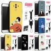 เคส Huawei Mate 10 Pro พลาสติก TPU สกรีนลายการ์ตูน ราคาถูก (สายคล้องและแหวนแล้วแต่ร้านทางจีนจะแถมมาหรือไม่นะครับ)