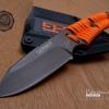 มีดใบตาย Gerber Bear Grylls Paracord Fixed Blade รุ่นเชือกพาราคอร์ดส้ม (OEM)