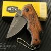 มีดพับ Buck Knives x44 ด้ามไม้ (OEM)