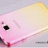 เคส Samsung A5 2016 ซิลิโคน soft case แบบนิ่มไล่เฉดสี สวยงามมาก ราคาถูก