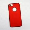 เคสนิ่มสีแดงพิเศษเนื้อกำมะหยี่ ไอโฟน5/5se/5s-แดงพิเศษ