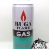 แก๊สกระป๋อง แก๊สเติมไฟแช็ค ขนาดบรรจุ 375ml BUGA FLAME GAS refill
