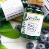 Swanson Premium Full Spectrum Maqui Berry 400 mg 60 Caps