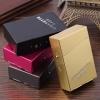 กล่องใส่บุหรี่ เคสอลูมิเนียมอัลลอยด์ พกง่ายสะดวกใช้ ใส่ได้ 20 มวน